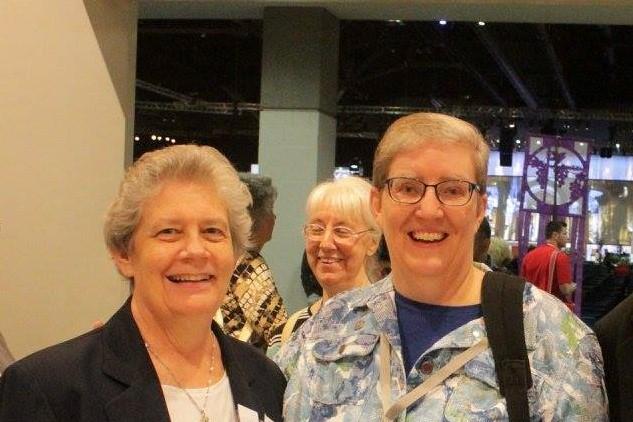 Sr. Elizabeth Youngs & Sister Julie Brandt Cropped