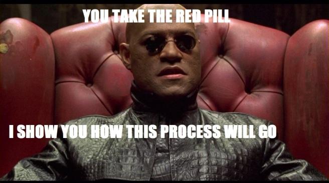 Morpheus Red Pill